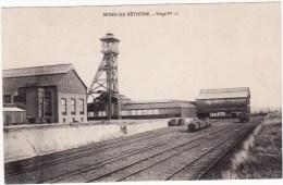 DP 62-050303-LES MINES DE BETHUNE-SIEGE N°11 - Bethune