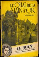 """Collection """"Le Jury"""" - Le Quai De La Main D'Or - Jean Marsus. - Livres, BD, Revues"""