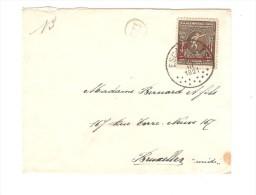 TP186 Jeux Olympiques S/L.c.Escanaffles En 1921 V.Bruxelles PR2659 - Summer 1920: Antwerp