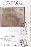 A 4022 -  Collezionismo, Libri, Autografi - Libri