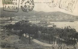 66 PORT-VENDRES VUE GENERALE - Port Vendres