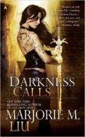 [(Darkness Calls)] [by: Marjorie M Liu] [Broché] [Jun 30, 2009] Marjorie M Liu - Livres, BD, Revues