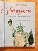 America´s Historylands. Landmarks Of Liberty [Relié] [Jan 01, 1962] AA. VV. - Livres, BD, Revues