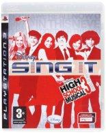 Disney Sing It High School Musical 3 [Importer Espagnol] [PlayStation 3] - Sony PlayStation