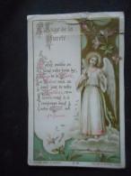 """Image PIEUSE Ancienne -BOUASSE LEBEL- """"L'ANGE DE LA PURETE"""" - Religion & Esotericism"""