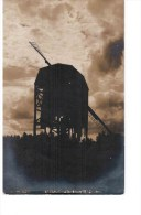 Kurland Windmill Windmühle 1916 OLD PHOTOPOSTCARD 2 Scans - Lettonie