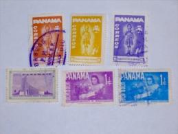 PANAMA  1958-64  LOT# 1 - Panama