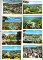 La Semois-petit Carnet 10 Vues-dimensions:103x74mm (Bouillon-Frahan, Alle Sur Semois,Membre,Poupehan,Botassart,Bohan - Postcards