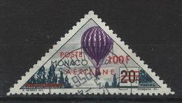 FF-/-544.  PA N° 61,  SUPERBE  Obl.  De 1956 ,  COTE  13.00 € , LIQUIDATION , A Saisir - Posta Aerea
