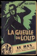 """Collection """"Le Jury"""" - La Gueule Du Loup - Max Servais. - Livres, BD, Revues"""