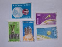 PANAMA  1966  LOT# 3  SPACE - Panama