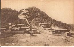 MONGOLIA-PAGODA OF AQUI-MIAO-MONGOLIE -belgian Catholic Mission Of Scheut - Mongolie