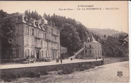 La Bourboule/63/ Hôtel Du Parc/ Réf:C4341 - La Bourboule