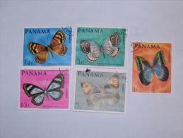 PANAMA  1968  LOT# 6  BUTTERFLIES - Panama