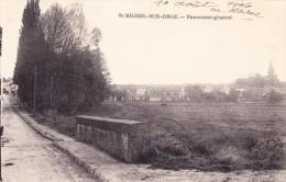 CPA SAINT MICHEL SUR ORGE 91 - Panorama Général - Otros Municipios