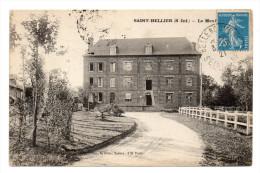 76 Saint Hellier. Le Moulin - Other Municipalities