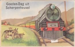 Scherpenheuvel - Leporello 3 - Scherpenheuvel-Zichem