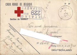 Correspondance Prisonnier De Guerre 1941 - 1939-45