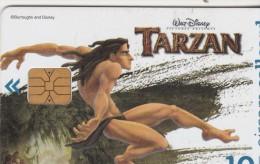 TARZAN1 Walt Disney - Irlande