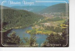 XONRUPT-LONGEMER (88-Vosges) Le Lac De Longemer Et Konrupt Vu Depuis La Roche Boulard, Ed. Mage 1980 Environ - Xonrupt Longemer