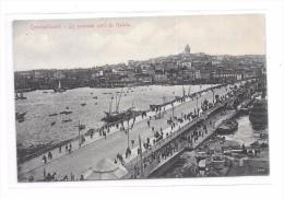8811 - CONSTANTINOPLE : Le Nouveau Pont De GALATA - Turkey