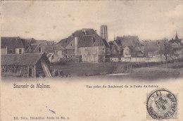 Souvenir De Malines - Vue Prise Du Boulevard De La Porte Du Sablon - Machelen