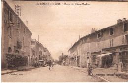 La Roche Vineuse Route De Macon Moulin  Carte Neuve - Autres Communes