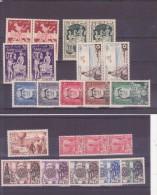 TUNISIE   LOT  NEUFS SANS CHARNIERE - Tunisie (1956-...)