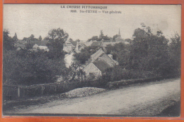 Carte Postale 23. Sainte-Feyre   Trés  Beau Plan - Other Municipalities