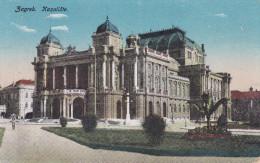 Cracia--Zagreb--Kazaliste-- - Croacia