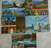 5 CART. SALUTI DA ... - Cartes Postales