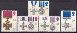 Great Britain MNH Set - Militaria