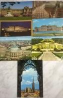 7 CART.  WIEN - Cartoline