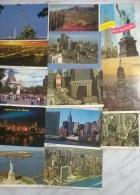 13 CART.  U.S.A. - Cartoline
