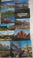 11 CART.  CORTINA - Cartoline