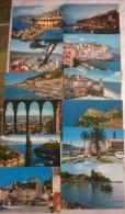 12 CART.  LIGURIA (32) - Cartoline