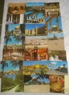 20 CART.  JERUSALEM - Cartoline