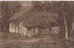 Genk - Genck - Een Hutje - Une Chaumière - Sépia - Circulé Vers 1930 - TBE - Genk