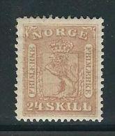 NORVEGE N° 10 * - Norvège