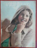 """Marie Claire N° 158 8 Mars 1940 Mode, Romans Publicités """"Couleur à La Mode : Le Bleu R.A.F."""" - Fashion"""