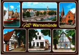 BRD-  Mecklenburg-Vorpommern: 18 119 (O- 25 30) Rostock- Warnemünde, 6 Bilder - Ohne Zuordnung