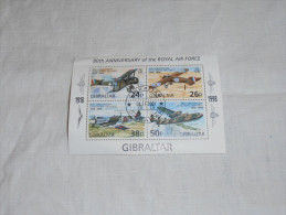 Gibraltar - 80th Anniversary RAF - Gibraltar