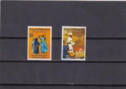 Marruecos Nº 703 Al 704 - Marruecos (1956-...)