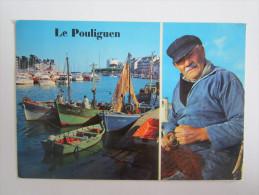 44 Loire Atlantique Le Poulinguen Pêcheur - Le Pouliguen
