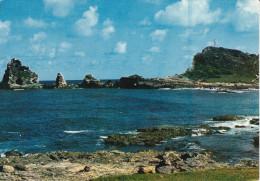 Francia--Antllas-Guadeloupe--La Pointe Des Chateaux--Par Avion - Guadeloupe