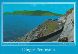 Irlanda--Kerry--Dingle Peninsula--Slea Head And The Great Blasket-----a, Francia - Kerry