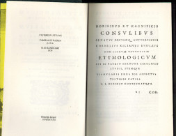 ETYMOLOGICUM TEUTONICAE LINGUAE: Sive DICTIONARIUM Teutonicum-Latinum (ds 6) - Histoire