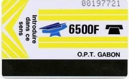 @+ Gabon - 6 500F Autelca - Gabon