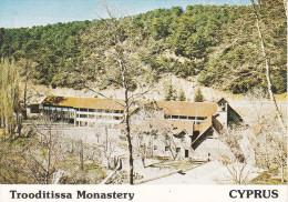 Chipre--Trooditissa Monastery--1990-----Larnaca-a,Vandoeuvre Les Nancy, Francia - Chipre