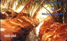 @+ Mauritanie - 500 UM - Canal (30/06/2004) Ancien Logo - Mauritanie